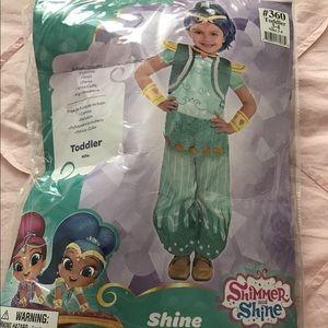 Other - Shimmer & Shine Costume (Shine) Size 3-4